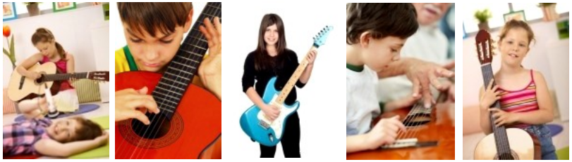 Inhome Piano lessons guitar lessons